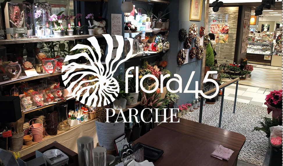 Flora45 Parche
